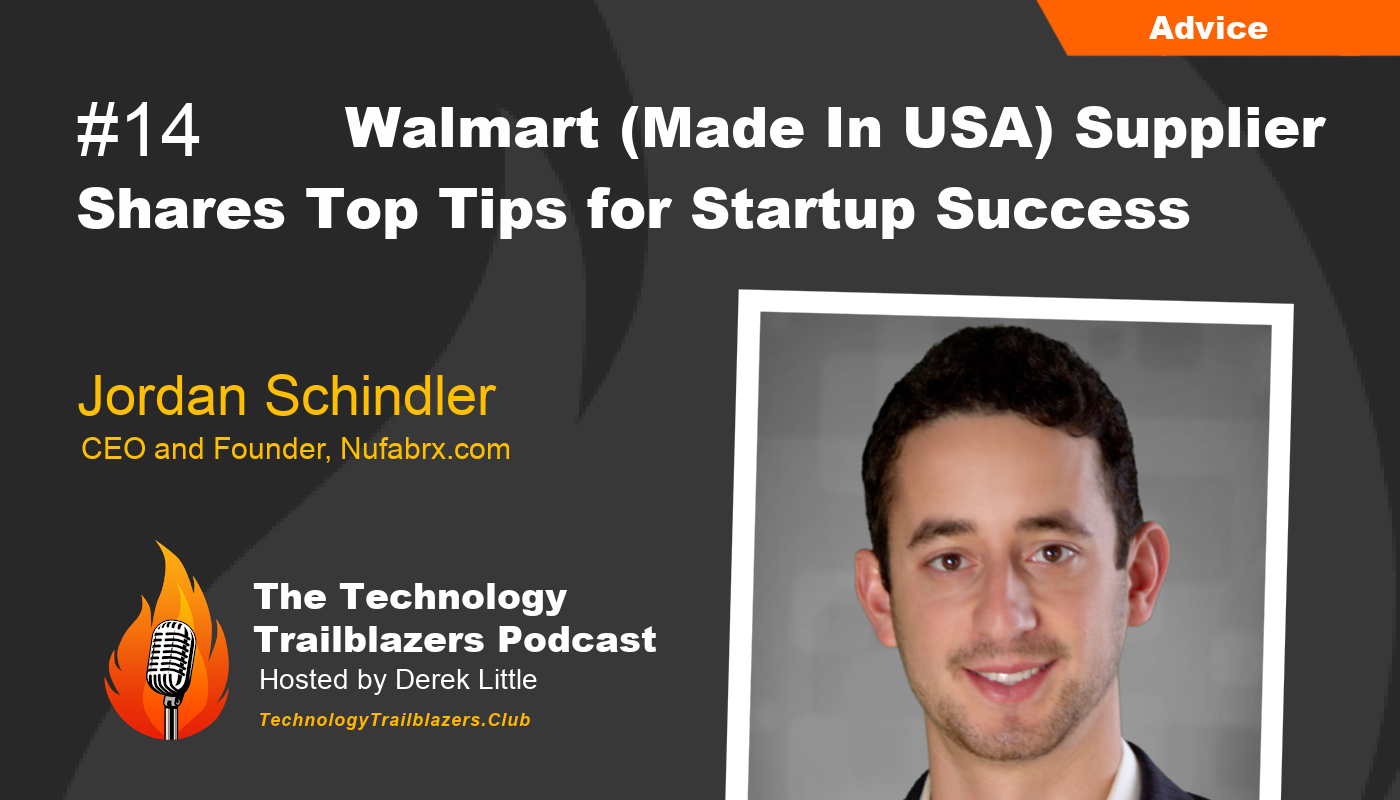 Walmart (Made In USA) Supplier Shares Top Tips for Startup Success
