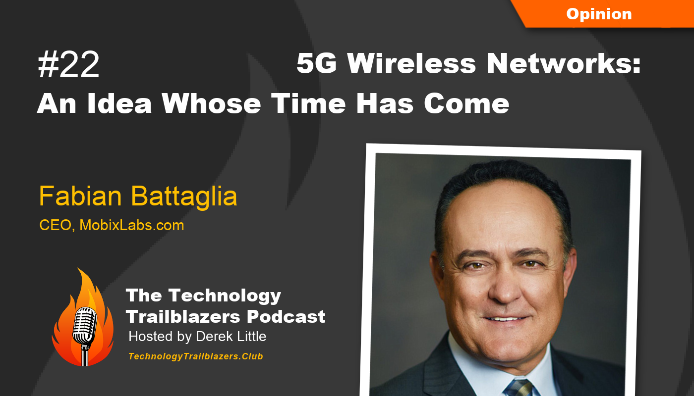 5G Wireless Networks: An Idea Whose Time Has Come